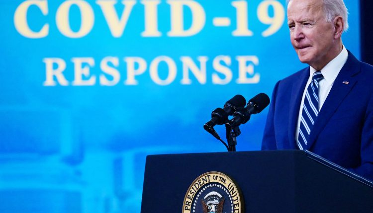 Biden says states should reinstate mask mandates and wait to