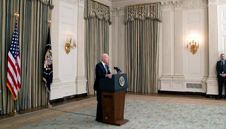 Biden, Pitching Stimulus, Promises Milestones for Vaccines and Checks