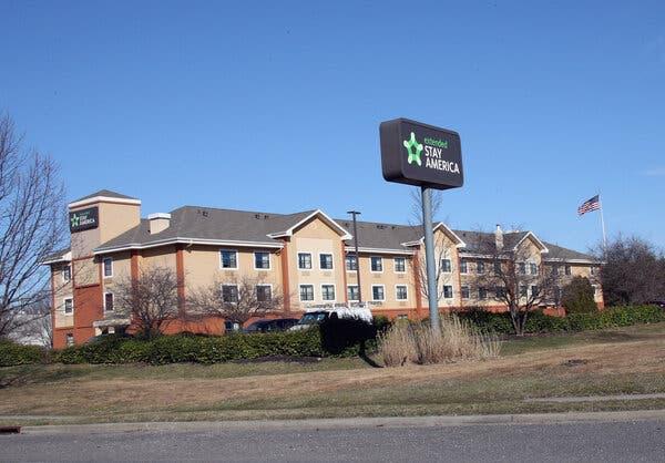Extended Stay America to Be Acquired for $6 Billion: Live