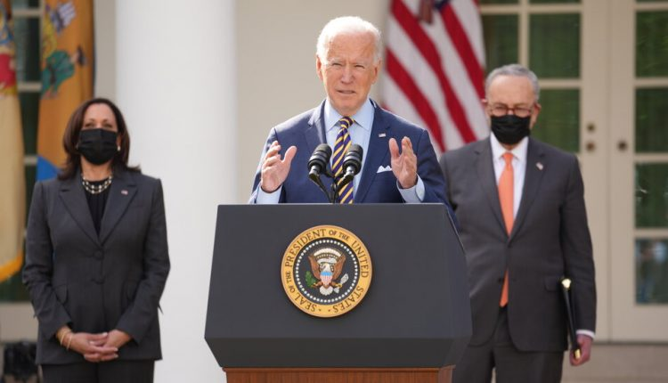 Republican Attorneys General Press Biden Over Restrictions on State Aid