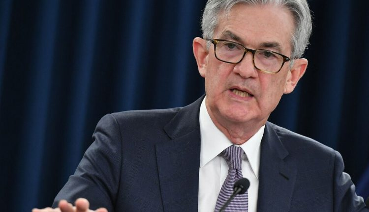 Federal Reserve Meets as Economic Outlook Shifts