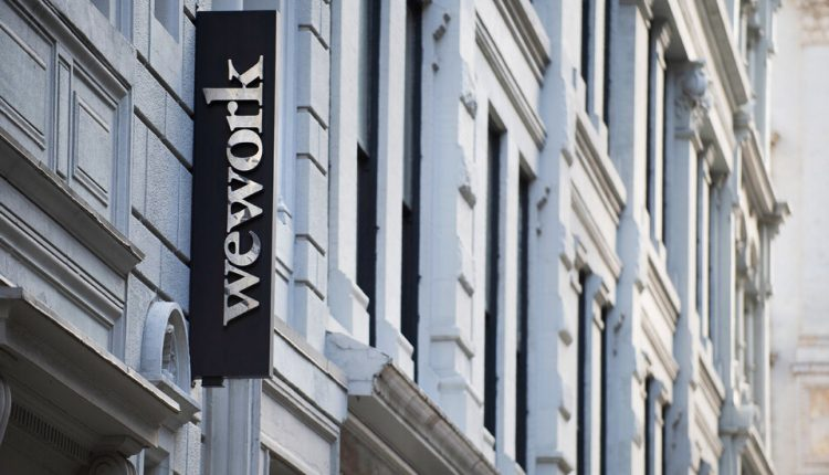 WeWork Will Go Public in a Merger With a SPAC