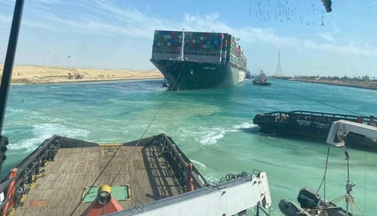 Suez Canal Is Open, but the World is Still Full
