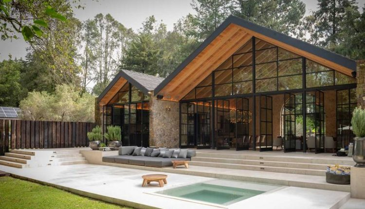 A Weekend Retreat in Mexico That's Both Rustic and Modern
