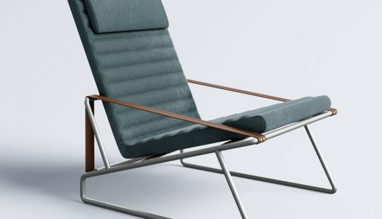 Handsome + Laidback, It's the Henry Armchair
