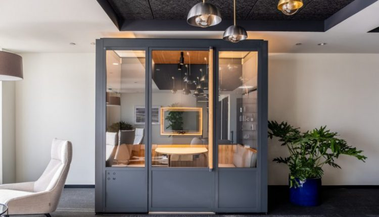 ROOM + Industrious Are Advancing the Future of Offices With