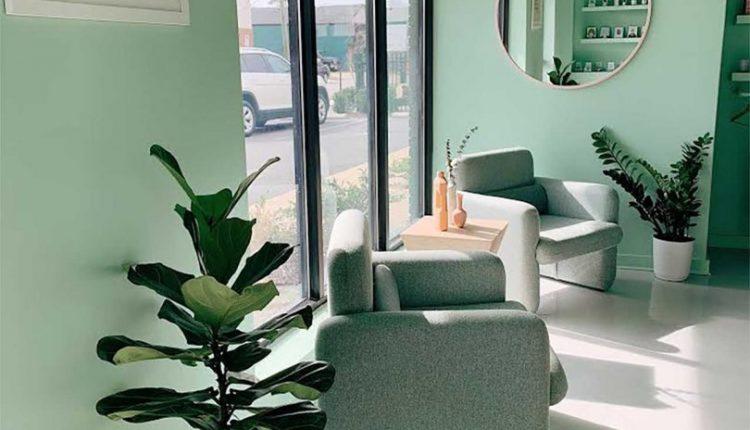 Woman-Owned Wellness Studio Incorporates Minimal Yet Punchy Art + Design