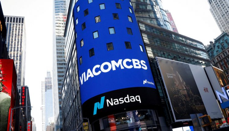 ViacomCBS stock tanks, losing more than half its value in
