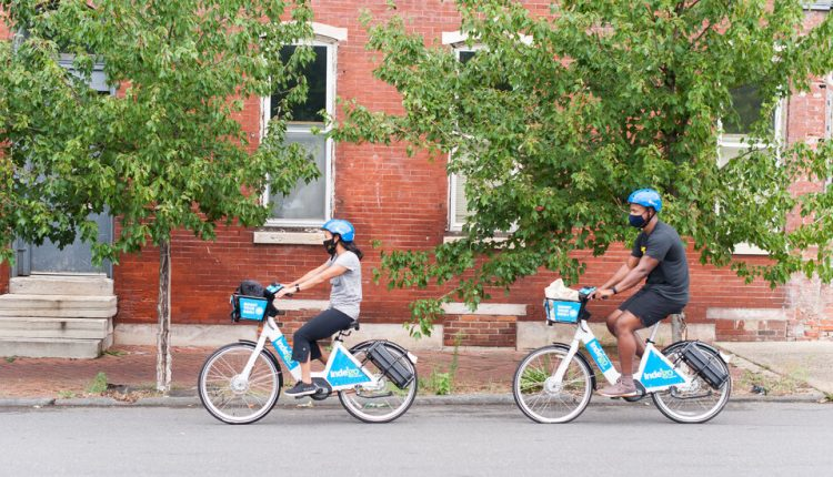 Farther, Faster and No Sweat: Bike-Sharing and the E-Bike Boom