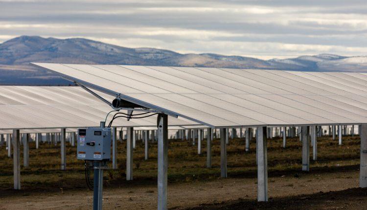 China's Solar Dominance Presents Biden With Human Rights Dilemma