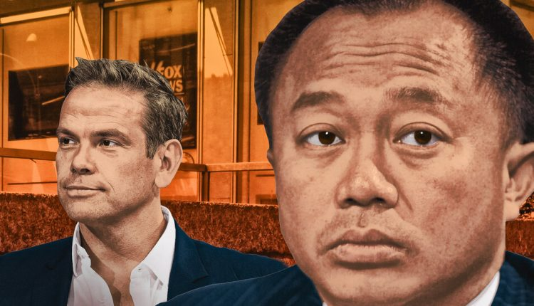 The Lawyer Behind the Throne at Fox
