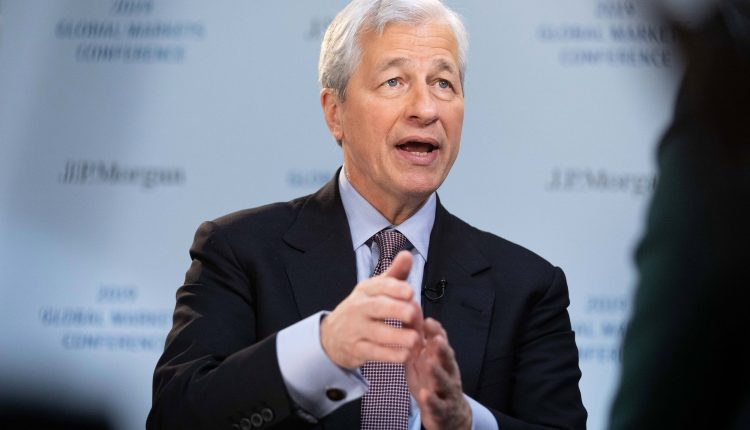 Jamie Dimon says U.S. consumers are 'coiled, ready to go'