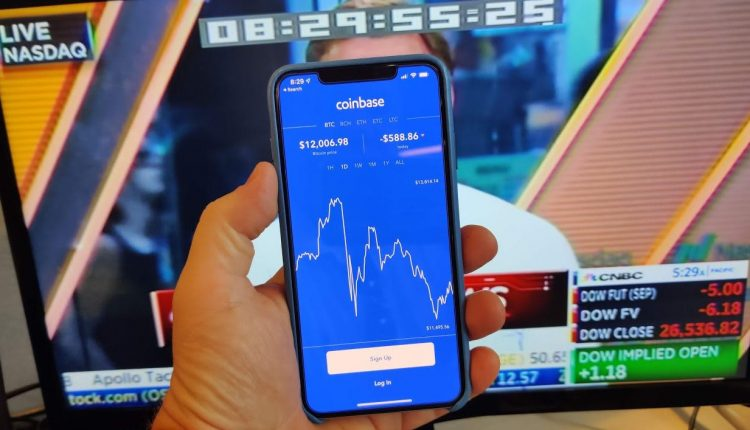 Robinhood and Coinbase top Apple App Store
