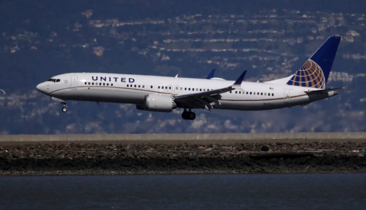 United Airlines (UAL) results 1Q21