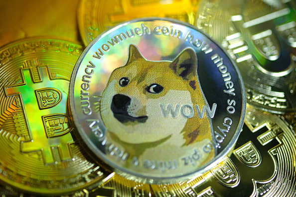 Meme cryptocurrency's rise sparks bubble fears
