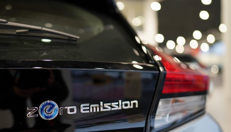 The auto industry 'has to move' on electrification, sustainability