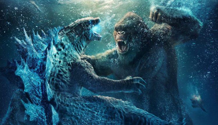 'Godzilla vs. Kong' tops box office with $32.2 million opening