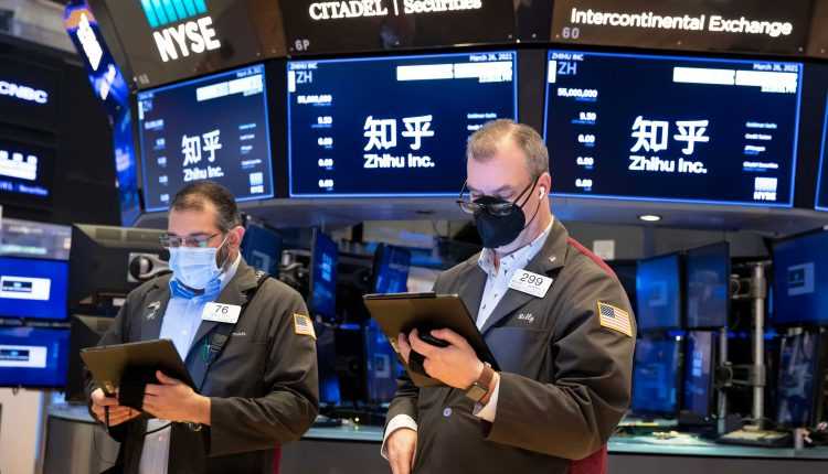 Stock futures decline after major averages post first positive session