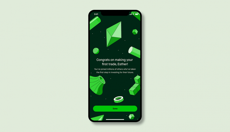 Robinhood gets rid of confetti feature amid scrutiny over gamification