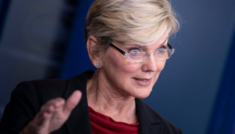 'Our generation's moonshot,' Energy Secy Granholm on climate change