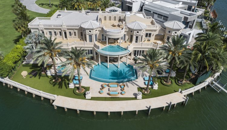 Inside the most expensive home for sale in Bal Harbour,