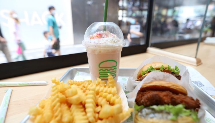 Shake Shack has 'big plans for Asia' as it expands