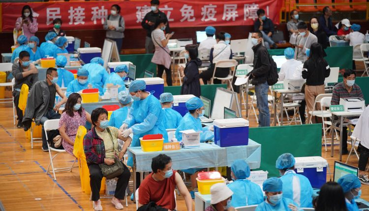 China is starting clinical trials of a Covid vaccine that