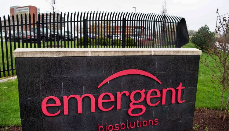 Congressional investigation launched into Emergent BioSolutions' federal vaccine contracts