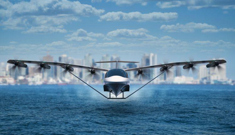 Regent raises $9 million for flying ferries with 180 mph