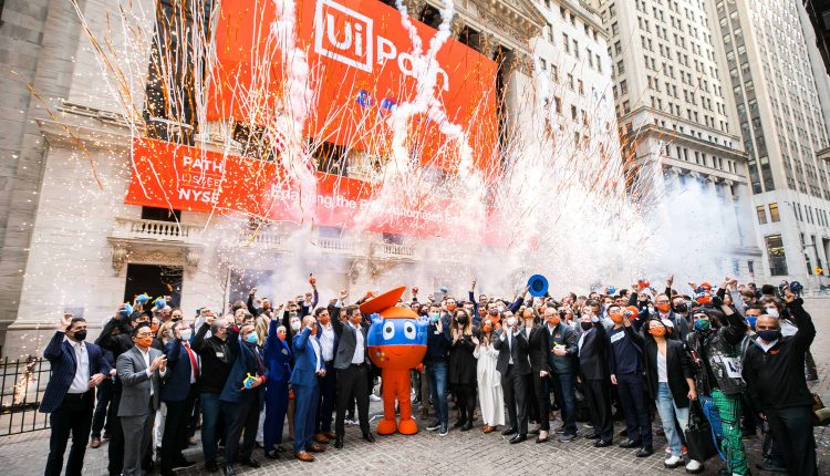 UiPath rises 17% in NYSE debut after one of top