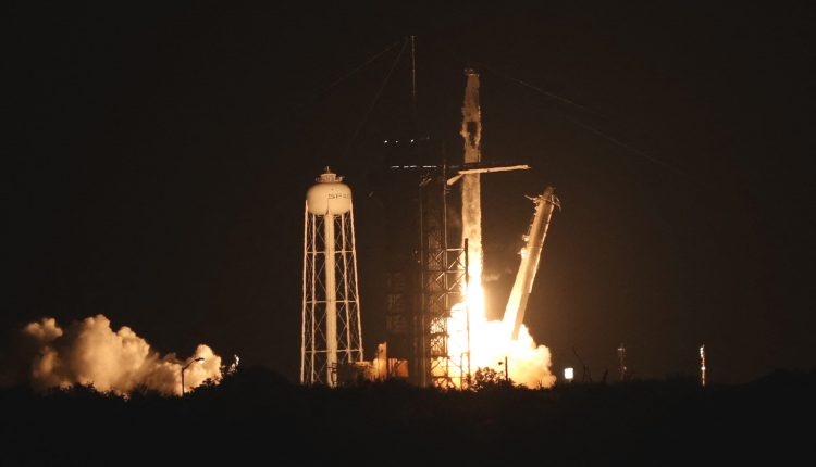SpaceX's Crew-2 mission for NASA launches successfully, reaches orbit