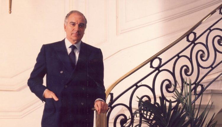 Mariano Puig, Scion of a Spanish Fashion House, Dies at