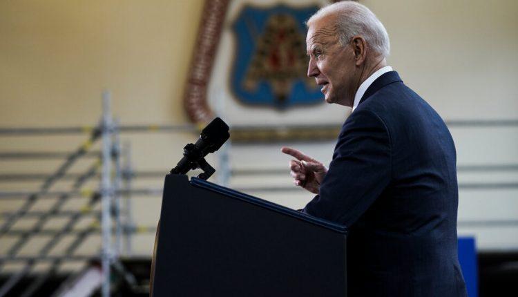 Biden Details $2 Trillion Plan to Rebuild Infrastructure and Reshape