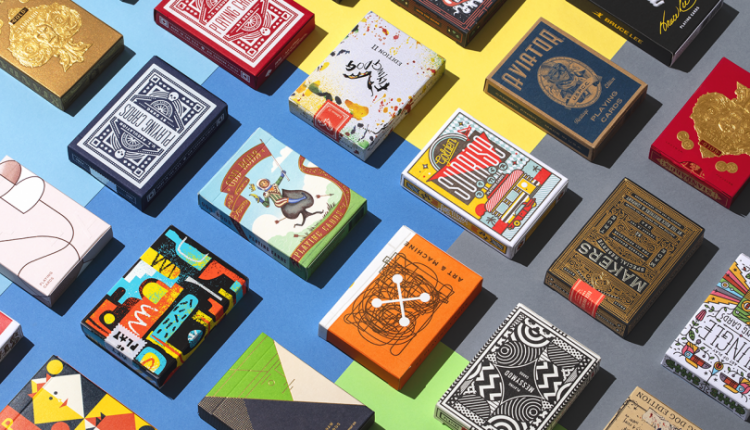 Art of Play Turns Playing Cards Into Curiosities