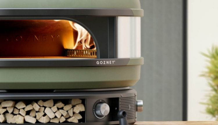 The Gozney Dome Professional Grade Outdoor Oven