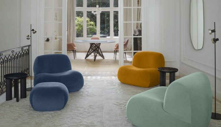 The Bulbously Beautiful Pukka Seating Collection