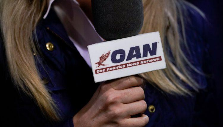 One America News Network Stays True to Trump