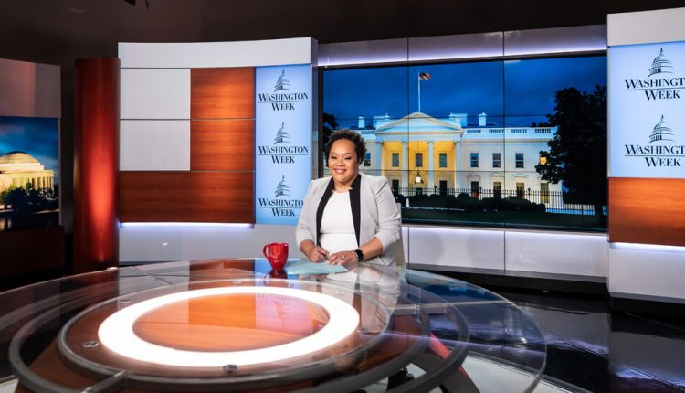 Yamiche Alcindor Is Named Host of 'Washington Week' on PBS