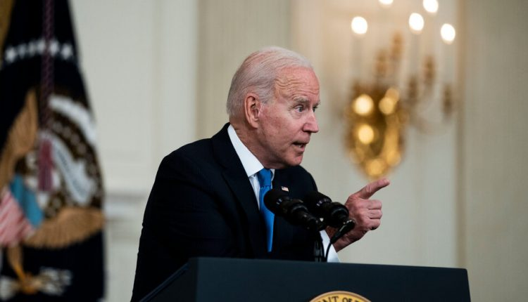 Biden Defends Plans to Tax the Rich