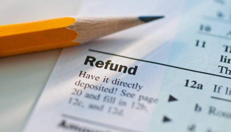 Tax refunds on $10,200 of unemployment benefits start in May: