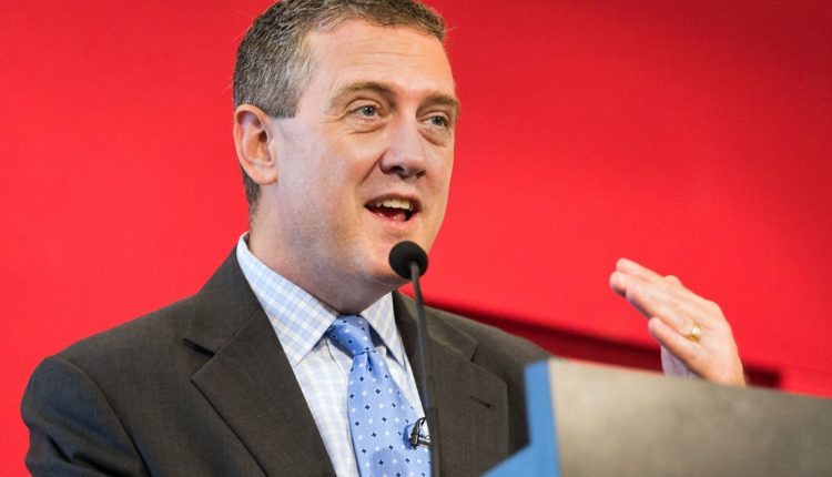 Fed's Bullard says 'it's too early to talk taper' while