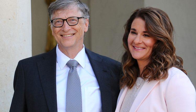 Bill Gates and Melinda Gates are splitting up