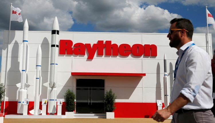 Raytheon to cut office space by 25% as it embraces