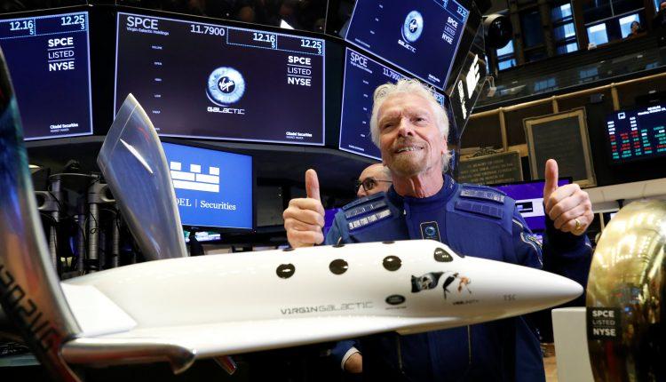 Virgin Galactic completes third spaceflight of VSS Unity