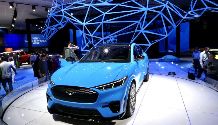 Ford could produce its own EV battery cells by 2025,