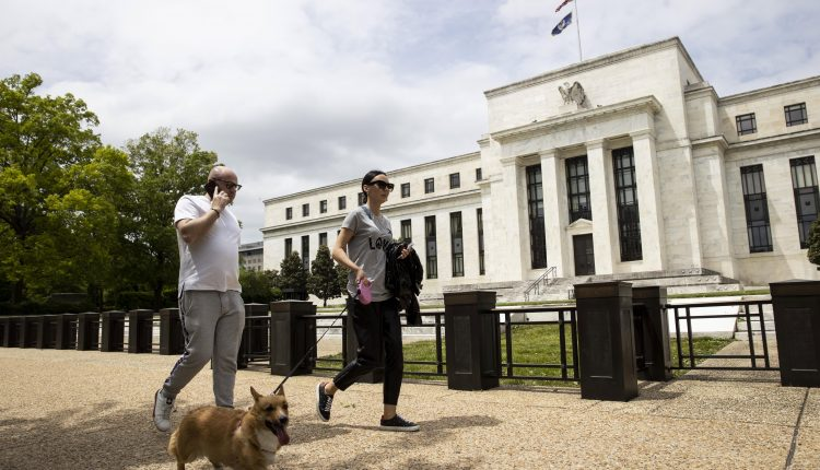Fed warns of possible 'significant declines' in stocks as valuations