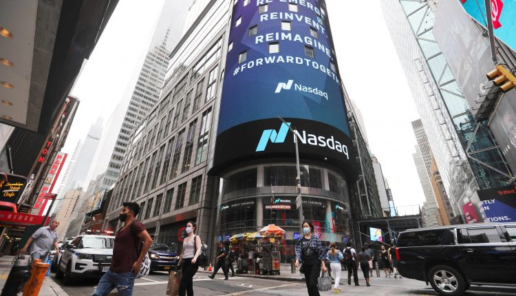 Stock futures rise after Wall Street begins week with modest