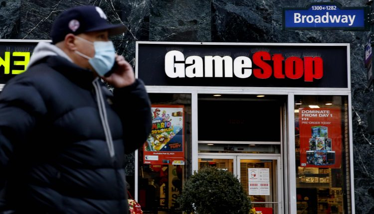 Investors who are short GameStop, AMC are out of their