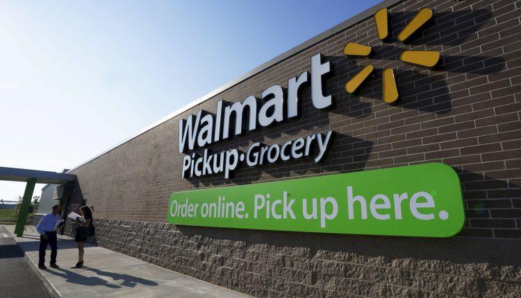 Walmart (WMT) Q1 2022 earnings beat