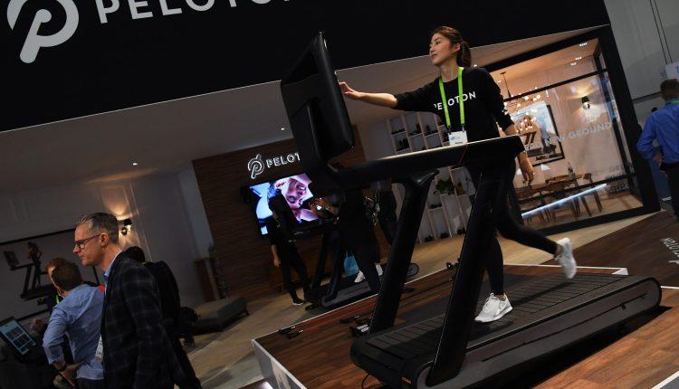 Peloton stock sheds $4 billion in market cap over treadmill